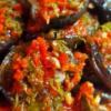 Особенно вкусная и ароматная закуска — баклажаны по-грузински