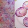 Необычные пасхальные яйца. Как окрасить не используя краситель