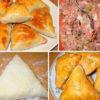 Cамса — те же печеные пирожки, но с неповторимым восточным вкусом и ароматом