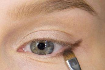 Оригинальная рельефная техника макияжа глаз для всех женщин! (мастер-класс)