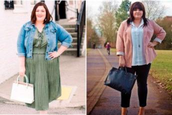 Как выглядеть выше и стройнее, если рост – 160 см, а размер одежды – 52
