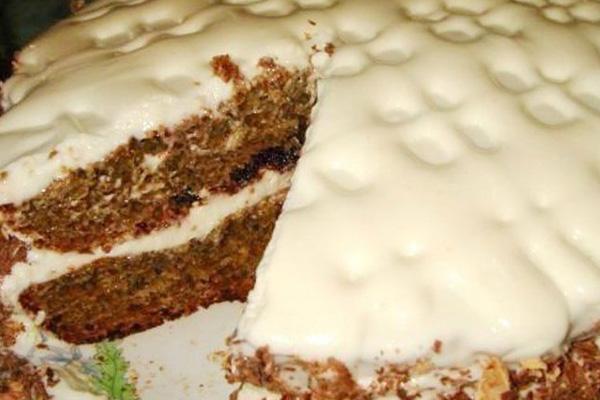 Быстрый и вкусный торт с вареньем