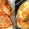 Пышные оладушки с творогом от моей любимой бабушки — завтрак моего детства!
