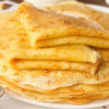Сырные блины: тонкие и нежные