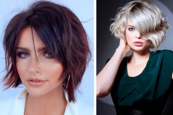 Стильные объемные стрижки на короткие волосы для всех возрастов: более 90 классных вариантов