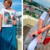 Удобно и стильно: 16 шикарных образов для дам элегантного возраста