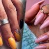 Ваших рук очарование – модный маникюр в разных стилях