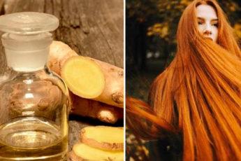 10 лёгких масок для восстановления и густоты волос