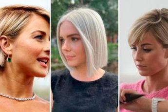 Прически на тонкие и редкие волосы. Они модные, стильные и визуально добавляют объема