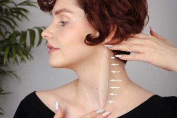 Перестала отекать, а лицо подтянулось: показываю простую технику массажа, которой поделился профи