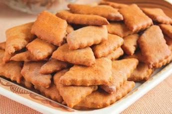 Медовое вкусное печенье за считанные минуты