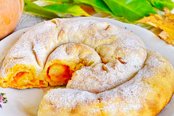 Вертута с яблоками: вкусная выпечка, полюбившаяся многим