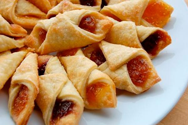 Моментальное печенье «минутка» из 3-х ингредиентов!