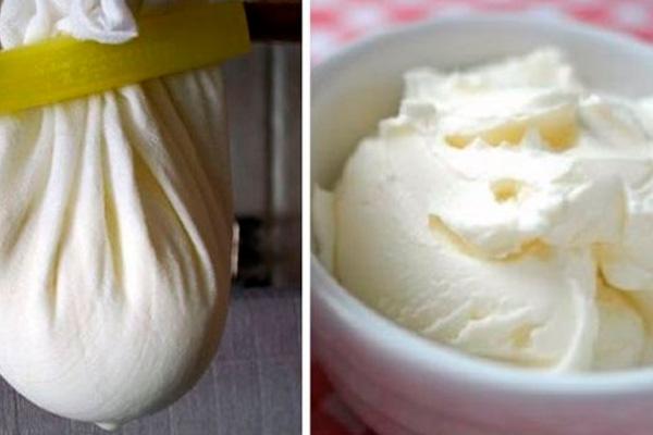 Домашний сыр маскарпоне из сметаны: вкуснее и в разы дешевле магазинного!