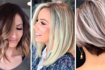 Эти три женские стрижки сделают ваш образ дороже и элегантнее, фото