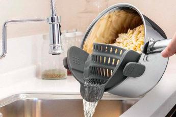 20 полезных кухонных принадлежностей, о которых мечтают все хозяйки