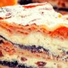Изумительно вкусный балканский пирог с творогом и яблоками