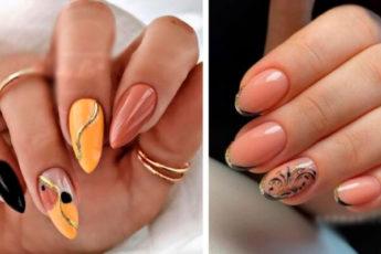 Дизайн ногтей, популярный в этом сезоне