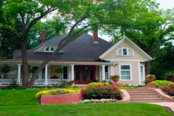 Советы ландшафтных дизайнеров: Что посадить перед домом, чтобы было красиво