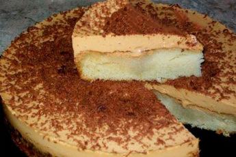 Торт «Коровка» — выпечка из самых обычных ингредиентов